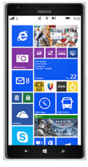 The Nokia Lumia 1520 is an example of a phablet.