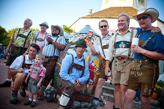 Fredericksburg Oktoberfest Photo by Steve Rawls