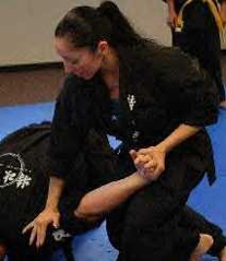 Janell Smith - Black Belt