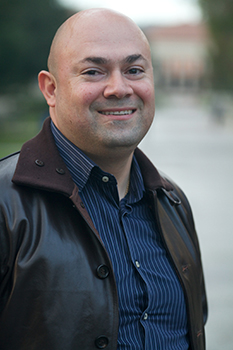 Salvadoran American author Randy Jurado Ertll