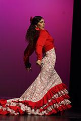 Meet Flamenco Dancer and Teacher, Pilar Andújar