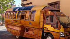 Tequila Bus